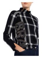 monari Pullover , Farbe: DUNKELBLAU/ SCHWARZ/ WEISS (Bild 1)