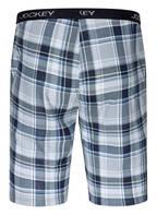 JOCKEY Schlafshorts, Farbe: DUNKELBLAU/ HELLGRAU/ HELLBLAU (Bild 1)