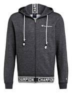 Champion Sweatjacke , Farbe: DUNKELGRAU MELIERT (Bild 1)