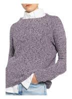 OPUS Pullover PARTO MOULINE, Farbe: LILA MELIERT (Bild 1)