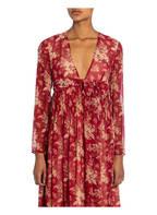 RED VALENTINO Kleid, Farbe: ROT/ NUDE (Bild 1)