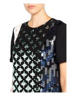 TORY BURCH Kleid, Farbe: SCHWARZ/ ECRU/ DUNKELBLAU (Bild 1)