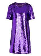 ARMANI EXCHANGE Paillettenkleid , Farbe: LILA/ SILBER (Bild 1)