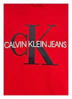 Calvin Klein Hoodie , Farbe: ROT (Bild 1)