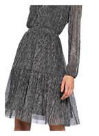 Mrs & HUGS Kleid , Farbe: SCHWARZ/ SILBER (Bild 1)