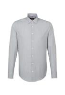 seidensticker Business Hemd Slim, Farbe: GRAU (Bild 1)