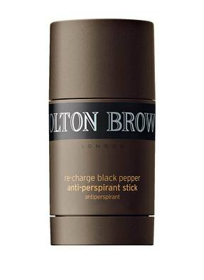 MOLTON BROWN RE-CHARGE BLACK PEPPER ANTI-PERSPIRANT-STICK