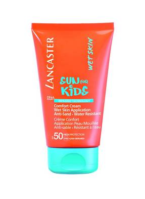 LANCASTER SUN FOR KIDS WET SKIN
