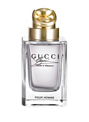 GUCCI FRAGRANCES MADE TO MEASURE POUR HOMME