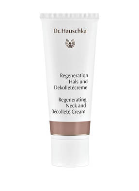 Dr.Hauschka REGENERATION HALS UND DEKOLLETÉCREME