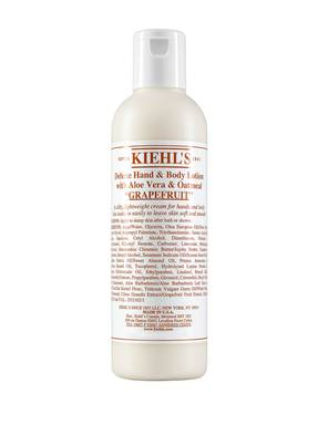 Kiehl's DELUXE HAND & BODY LOTION GRAPEFRUIT
