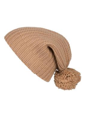 Mrs & HUGS Mütze mit Cashmere-Anteil