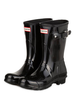 HUNTER Gummistiefel ORIGINAL GLOSS