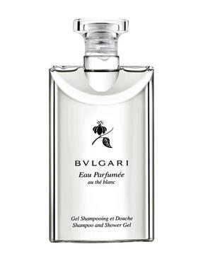 BVLGARI Fragrances EAU PARFUMÉE AU THÉ BLANC