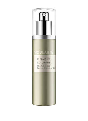 M2 BEAUTÉ FACIAL NANO SPRAY PEARL & GOLD