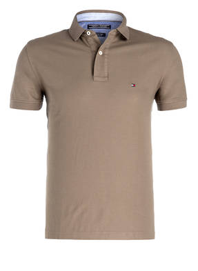 TOMMY HILFIGER Piqué-Poloshirt PERFORMANCE Regular-Fit