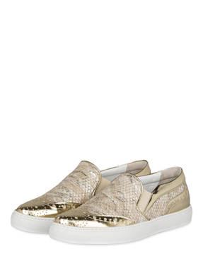 VICTORIA WOOD Slip-On-Sneaker CLAIRE