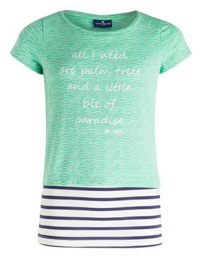 TOM TAILOR Set: T-Shirt und Top