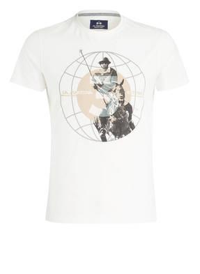LA MARTINA T-Shirt ROJO