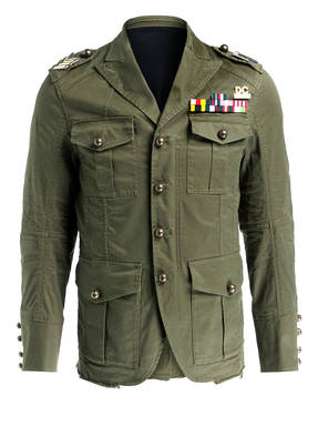 DSQUARED2 Fieldjacket MILITARY PATCH
