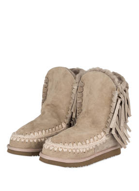 mou Fell-Boots ESKIMO FRINGES