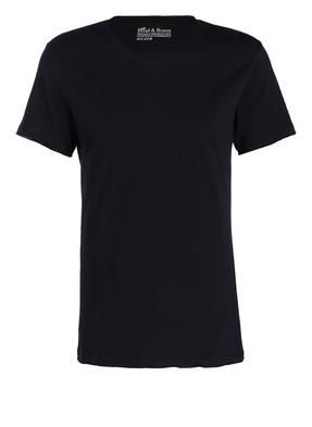 Bread & Boxers T-Shirt mit Überlänge