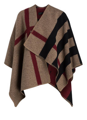 BURBERRY Wende-Poncho