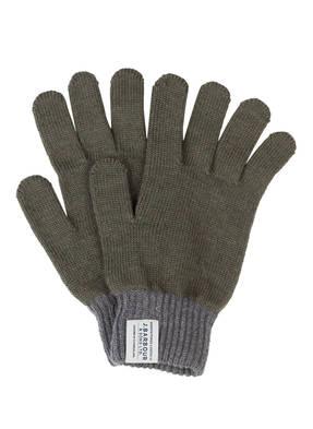 Barbour Handschuhe BARRELMAN aus Schurwolle