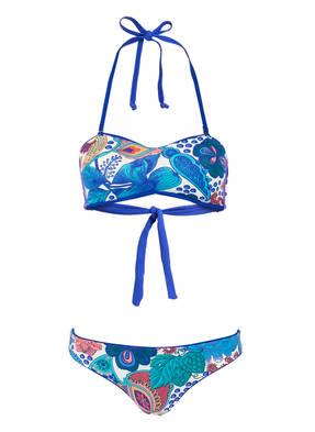 Maaji Bandeau-Bikini SAPPHIRE FERRIES zum Wenden