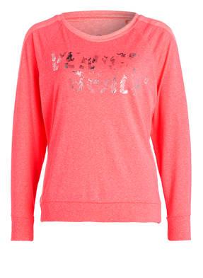 VENICE BEACH Sweatshirt DALANA mit Metallic-Print