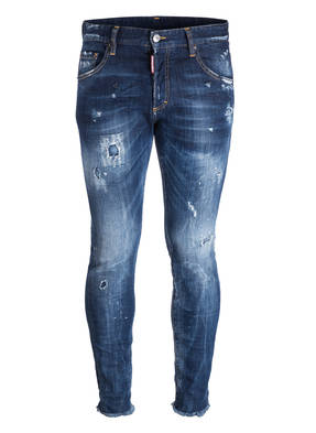 DSQUARED2 Destroyed-Jeans Skinny-Fit
