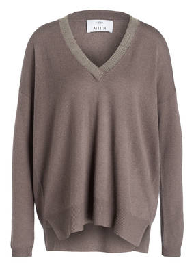 ALLUDE Pullover mit Cashmere-Anteil