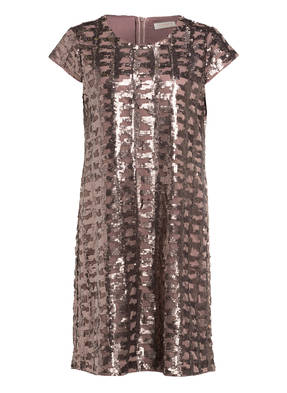 ROBE LÉGÈRE Kleid mit Paillettenbesatz