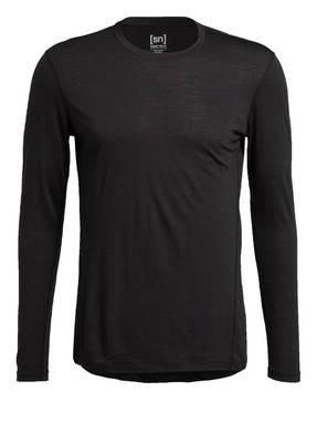 super.natural Funktionswäsche-Shirt BASE LS 175