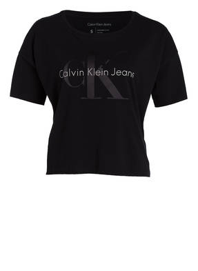 Calvin Klein Jeans Cropped-Shirt TECA