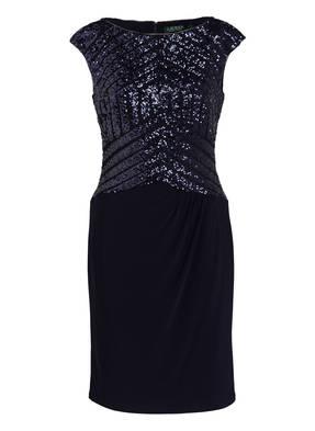 LAUREN RALPH LAUREN Kleid CYNTHIETTE mit Paillettenbesatz
