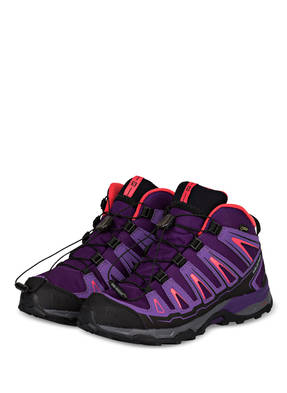 SALOMON Outdoor-Schuhe X ULTRA MID GTX