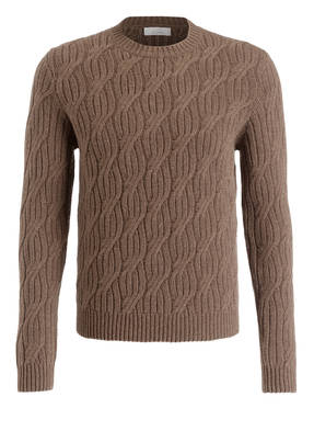 Chas Pullover mit Zopfmuster