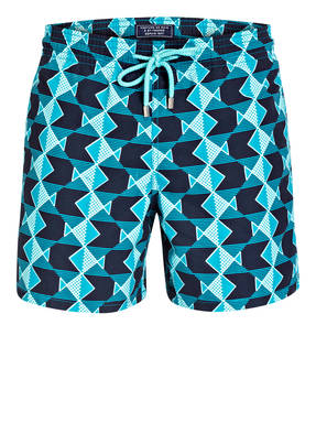 VILEBREQUIN Badeshorts GRAPHIC FISHES MOOREA