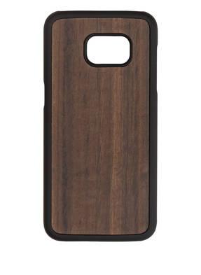 WOOD'D Smartphone-Hülle EBONY