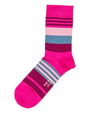 FALKE Socken IRREGULAR STRIPES