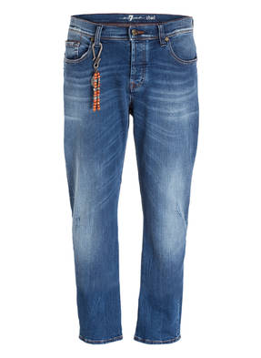 7 for all mankind Destroyed-Jeans CHAD Slim-Fit