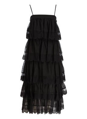 THREE FLOOR Kleid mit Volant