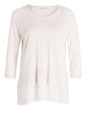 RIANI Pullover im Materialmix