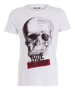 TRUE RELIGION T-Shirt SKULL PRINT