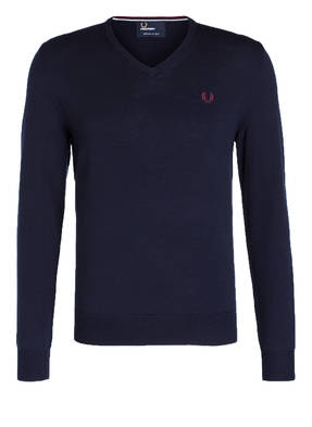 FRED PERRY Feinstrickpullover