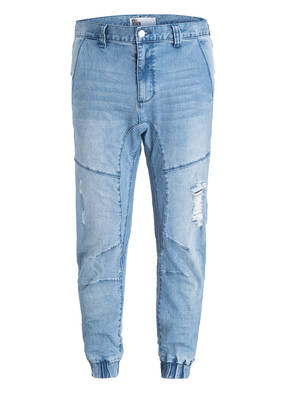 NXP NENA AND PASADENA Cuffed-Jeans MESSIAH Slim Fit