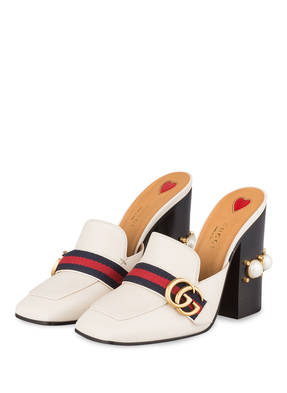 GUCCI Mules GG MARMONT