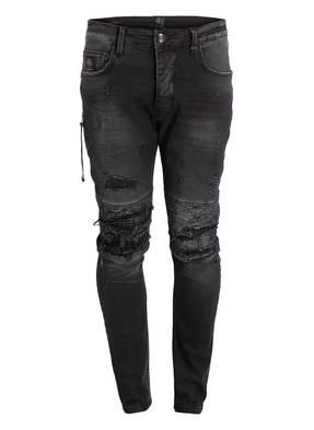 ER-Denim Destroyed-Jeans ALEX Tapered-Fit