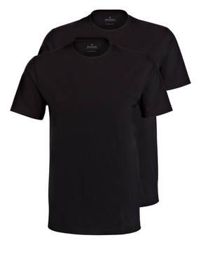 RAGMAN 2er-Pack T-Shirts
